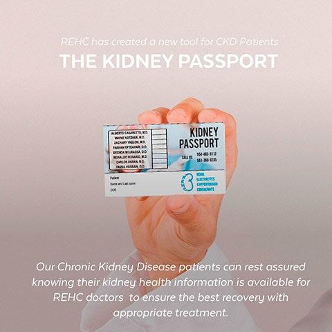 kidney passport