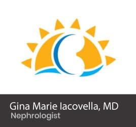 Gina Marie Iacovella MD Neprhologist