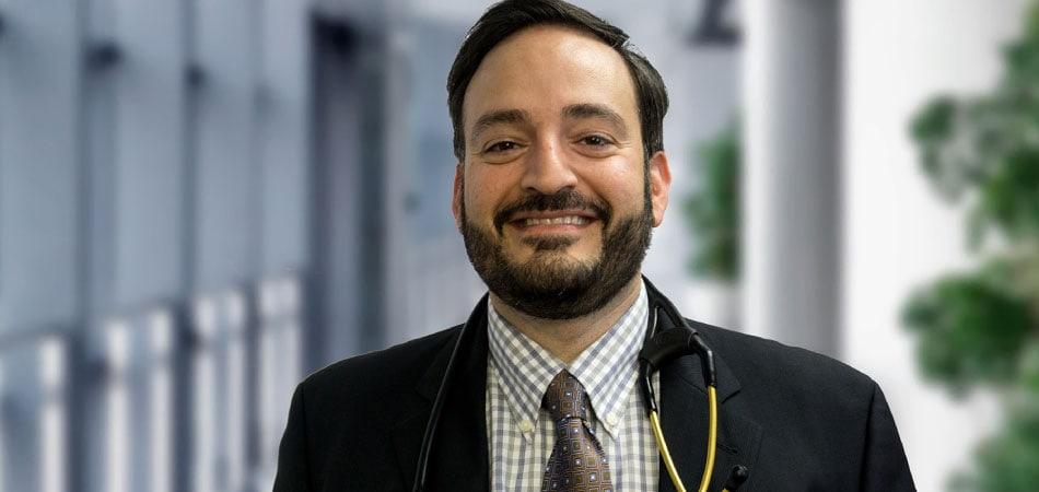 Nephrologist Parham Eftekhari DO