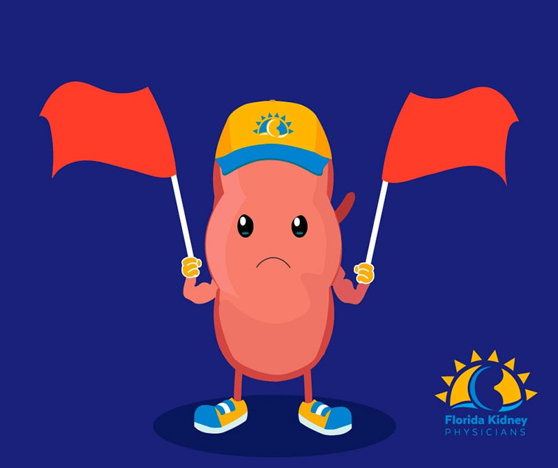 kidney health red flags