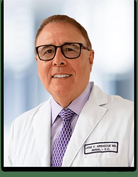 Dr Arrascue