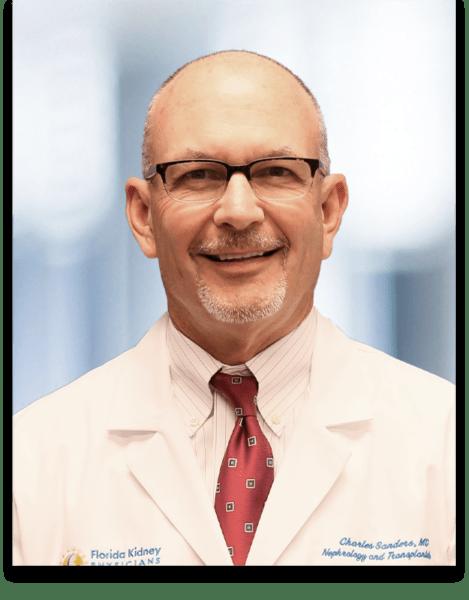 Dr Charles Sanders