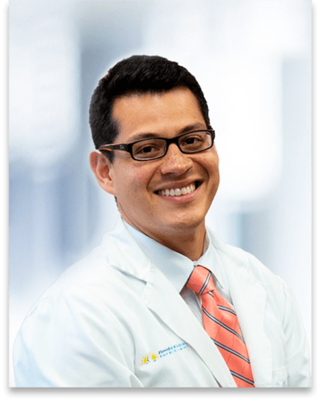 Nephrologist Martin Aldana