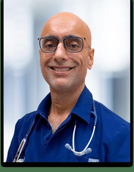 Dr Paramjit Kalirao