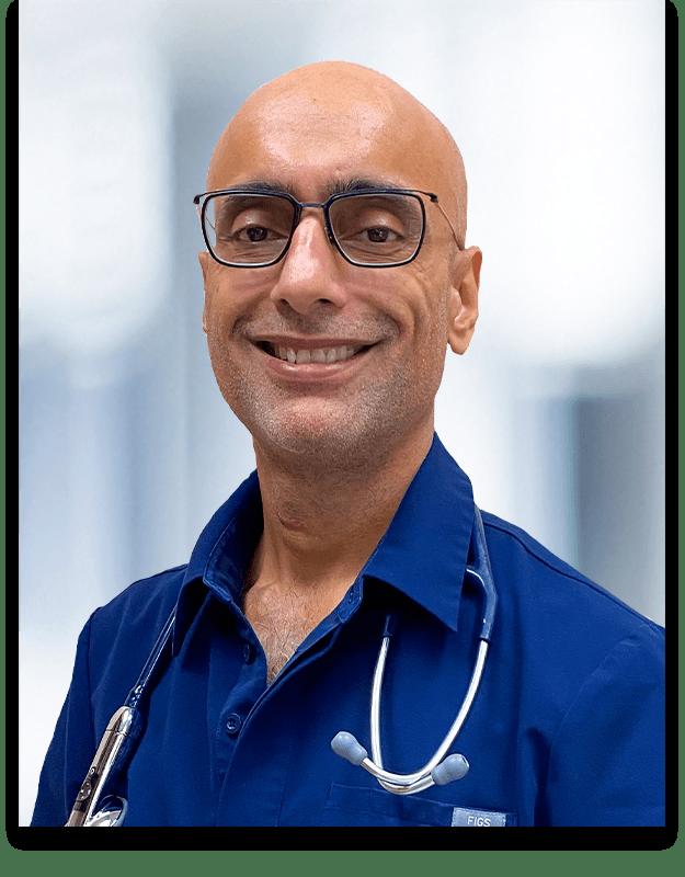 Paramjit Kalirao, MD