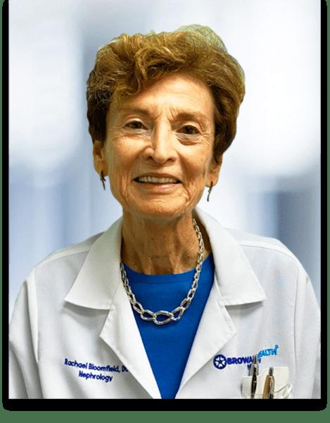 Dr Rachael Bloomfield