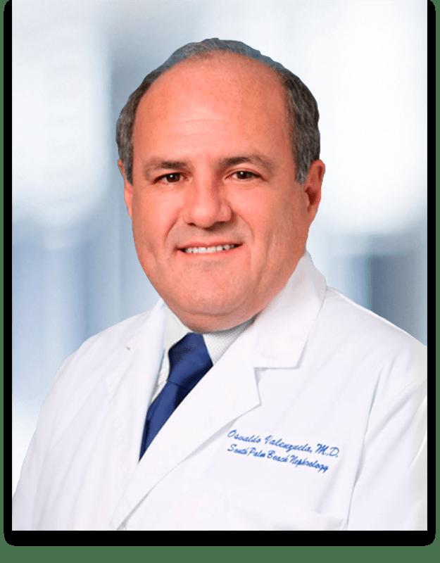Osvaldo F. Valenzuela, MD
