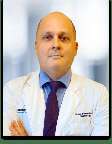 Dr Victor Fernandez