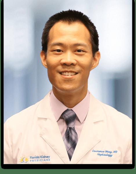 Nephrologist Wong