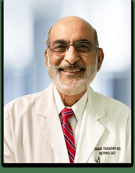 Dr Asghar Chaudhry