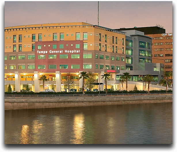 Tampa General Hospital Tampa
