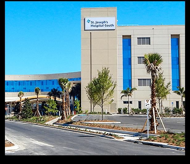 St. Joseph's Hospital South Riverview